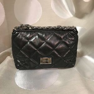 Michael Kors Quilted Leather Mini Bag